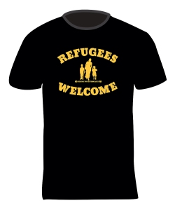 RefugeesWelcomeTshirt