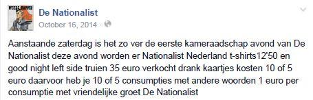 nationalist-drankgeld