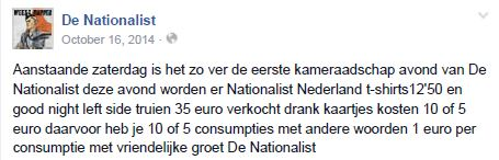 nationalist-drankgeld